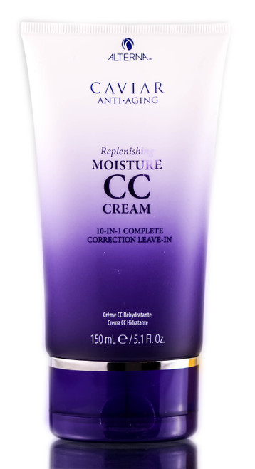 Alterna Caviar CC Cream 10- in-1 & Leave-In Hair Perfector