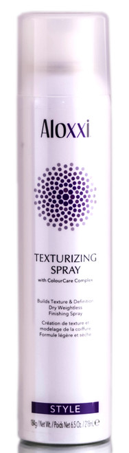 Aloxxi Style Texturizing Spray Dry Weightless Finishing Spray