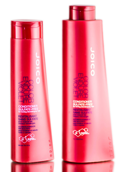 Joico Color Endure Violet Conditioner for toning blonde or gray hair