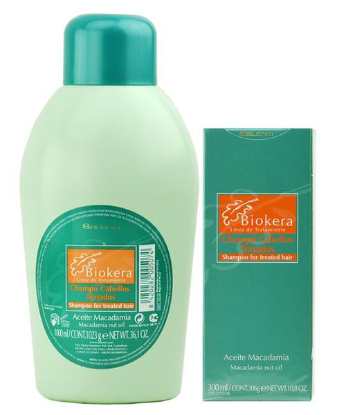 Salerm Biokera Shampoo for Treated Hair