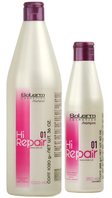 Salerm Hi Repair Shampoo