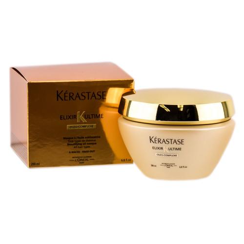 Kerastase Elixir Ultime Beautifying Oil Masque - All Hair Types