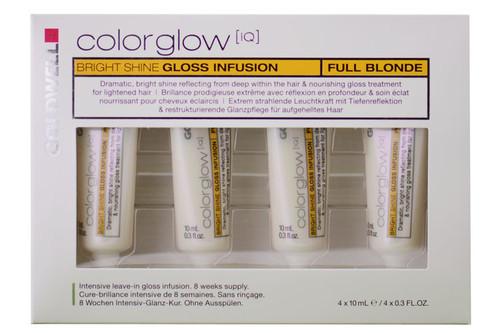 Goldwell Colorglow IQ Bright Shine Gloss Infusion - Full Blonde