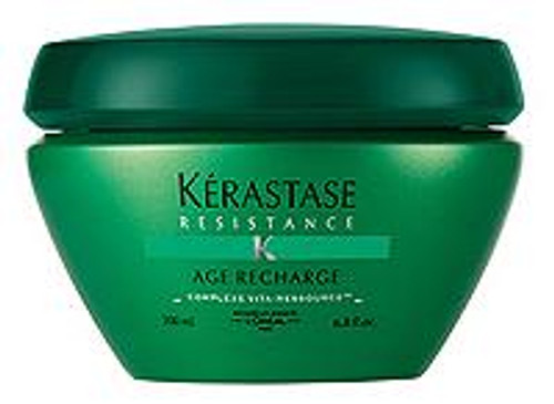 Kerastase Resistance Age Recharge - Firming Masque for Hair Losing Vitality