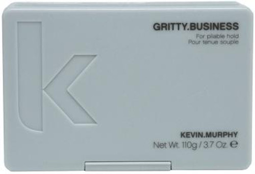 Kevin Murphy Gritty Business Clay Wax For pliable hold