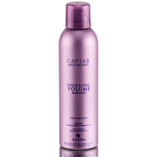 Alterna Caviar Anti-Aging Thick & Full Volume Mousse