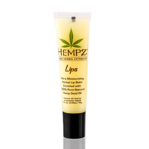 Hempz Herbal Lip Balm With Pure Hemp Seed Oil and Extract