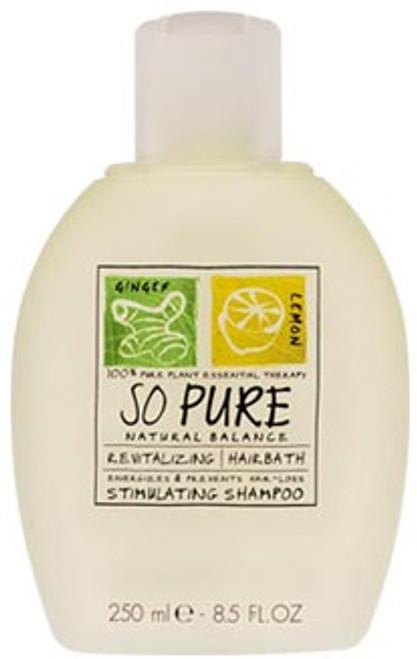 Keune So Pure Revitalizing Hairbath Stimulating Shampoo