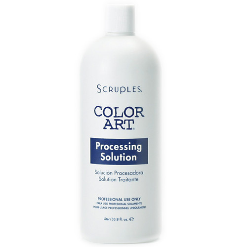Scruples Color Art Conditioner Color Gloss - Processing Solution