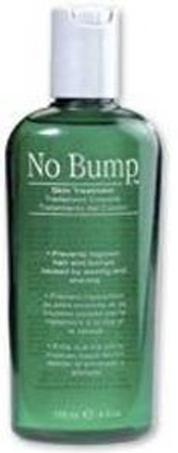 No Bump Skin Treatment - Prevents Ingrown Hair and Bumps Caused by Waxing and Shaving