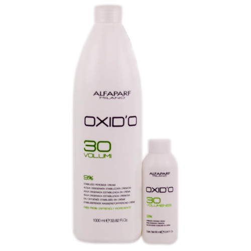 Alfaparf Milano Oxid'o 30 Volume 9% Peroxide Cream Developer