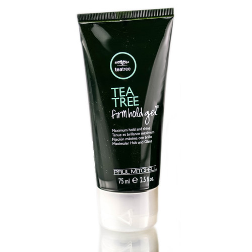 Paul Mitchell Tea Tree Firm Hold Gel - maximum hold