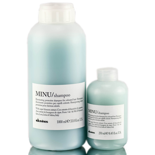 Davines Minu Illuminating Protective Shampoo
