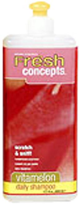 Fresh Concepts Vitamelon Daily Shampoo
