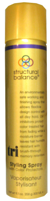 Tri Structural Balance - Styling Spray with Color Protectors
