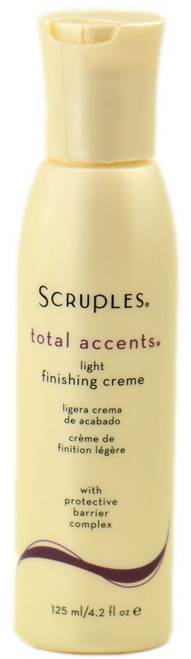 Scruples Total Accents Light Finishing Creme