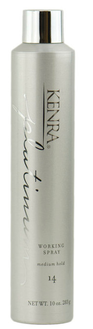 Kenra Platinum Working Spray 14 - medium hold