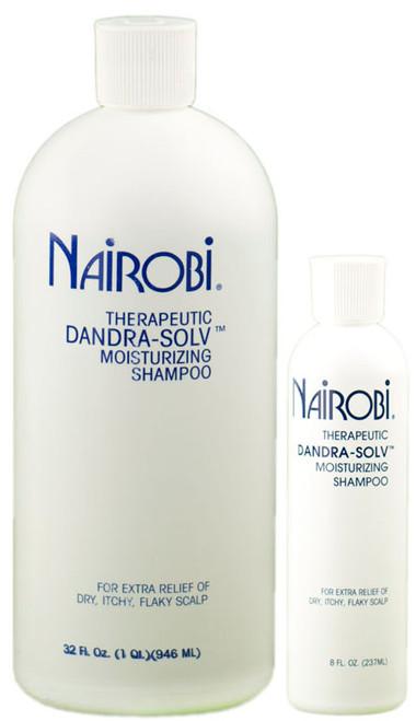 Nairobi Therapeutic Dandra-Solv Moisturizing Shampoo