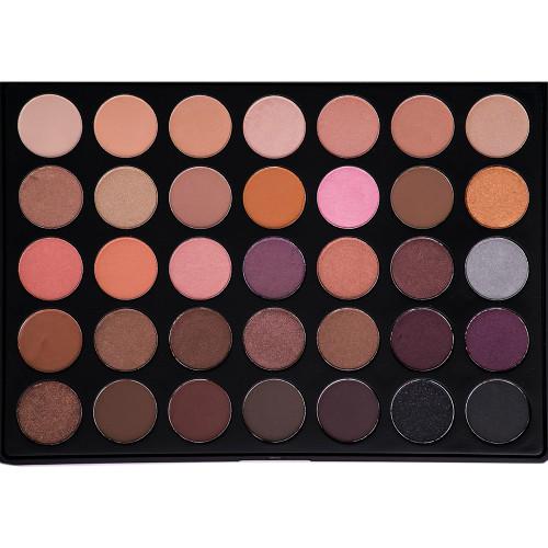 Morphe 35 Color Warm Palette - 35W