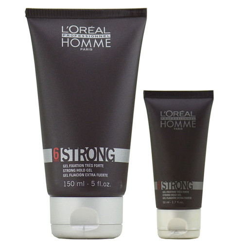 L'Oreal Homme Strong Hold Gel