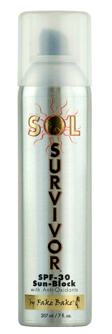 Fake Bake Sol Survivor SPF 30 Spray with Anti-Oxidants