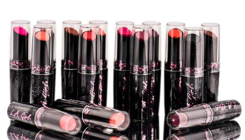 LA Girl Luxury Creme' Lip Color