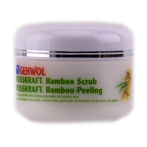 Gehwol Fusskraft Bambou Peeling