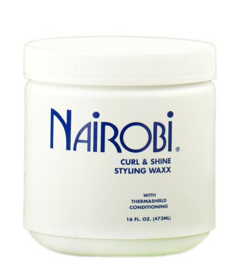 Nairobi Curl & Shine Styling Waxx