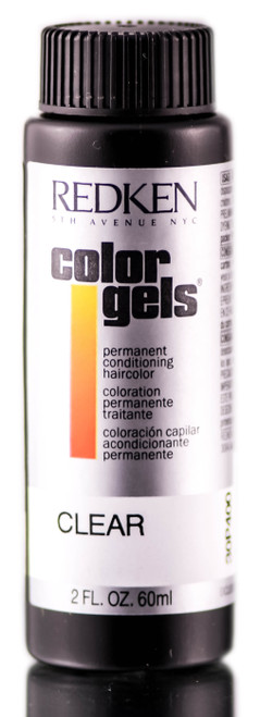 Redken Fashion Gels Blonde Series Highlift Permanent Conditioning Haircolor