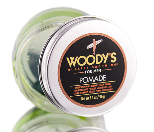 Woody's Pomade - Texture with Shine, Workable, Water Soluable