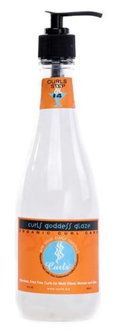 CURLS Curls Goddess Glaze Organic Gel