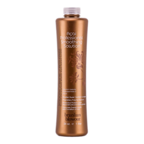 Brazilian Blowout Acai Professional Smoothing Solution