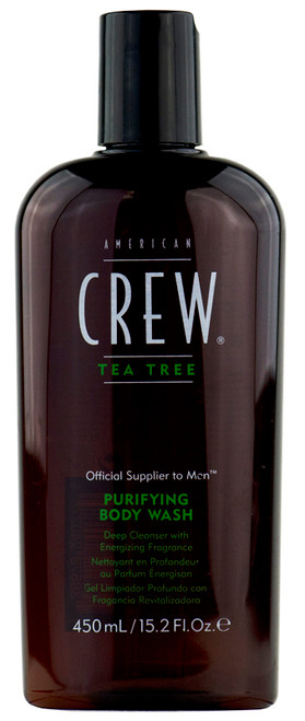 American Crew Tea Tree Purifying Body Wash