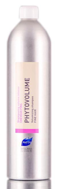 Phyto Phytovolume Volumizing Shampoo with Yarrow Extract, Fine and Limp Hair
