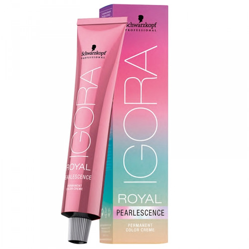 Schwarzkopf Professional Igora Royal Pearlescence Hair Color