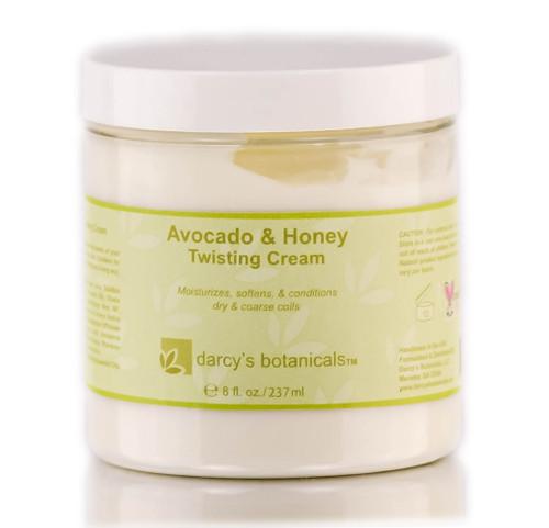 Darcy's Botanicals Avocado & Honey Twisting Cream