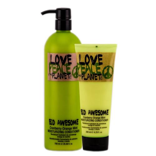 Tigi Love Peace and the Planet Eco Awesome Moisturizing Shampoo