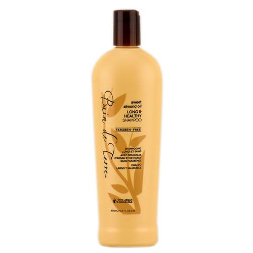 Bain de Terre Sweet Almond Oil Long & Healthy Shampoo