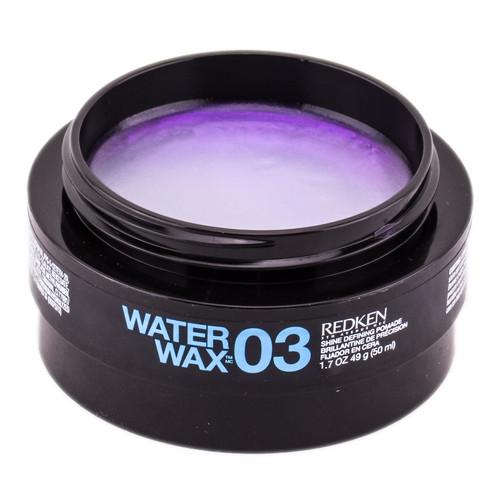 Redken Water Wax 03 Shine Defining Pomade