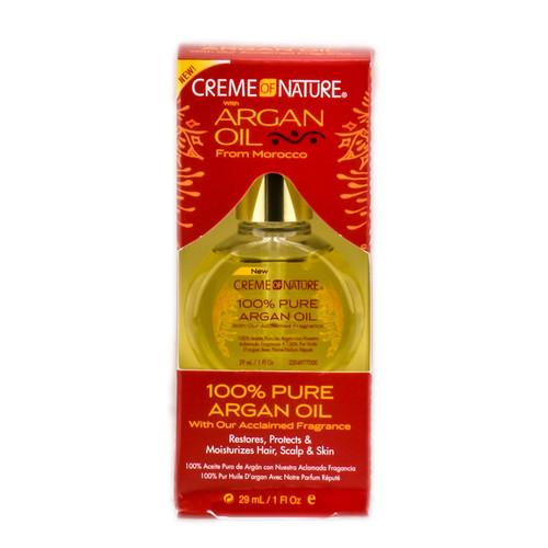 Creme of Nature 100% Pure Argan Oil