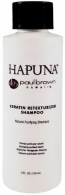 Paul Brown Hapuna Keratin Retexturizer Shampoo