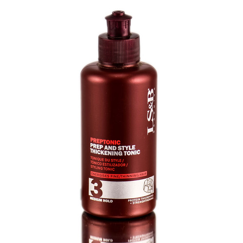 Lock Stock and Barrel LS&B Preptonic Prep And Style thickening Tonic #3