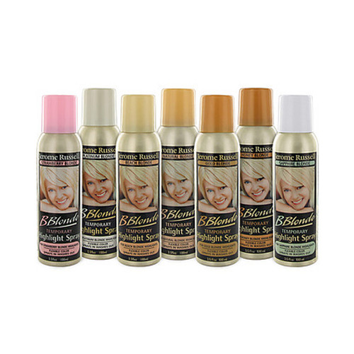 Jerome Russell B Blonde Temporary Highlight Spray