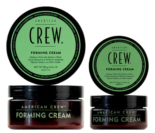 American Crew Forming Cream - Medium Hold & Medium Shine