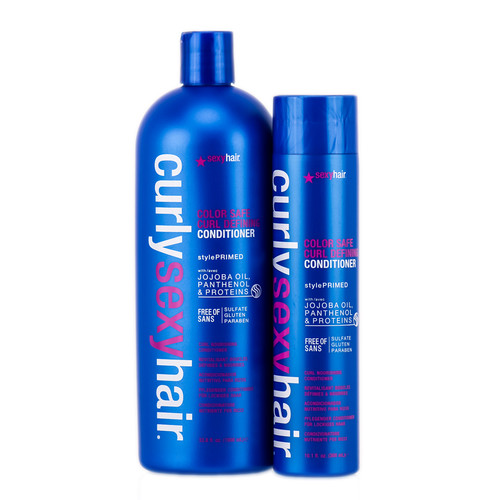 Curly Sexy Hair Color Safe Curl Defining Conditioner