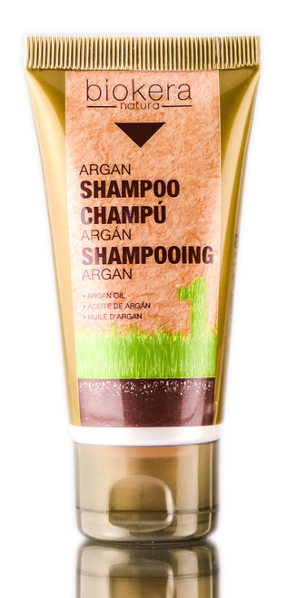 Salerm Biokera Natura Argan Shampoo
