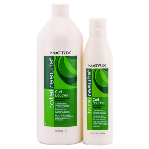 Matrix Total Results Curl Boucles Conditioner