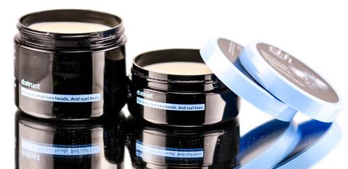 d:fi d:struct - Medium Hold Molding Cream with Low Shine