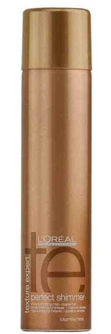 L'Oreal Texture Expert Perfect Shimmer - shine illuminating mist