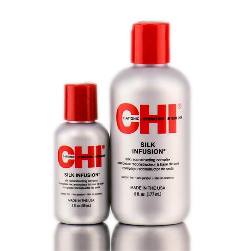 CHI Silk Infusion, Silk Reconstructing Complex (hair serum oil)